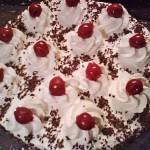 Feketeerdő torta II