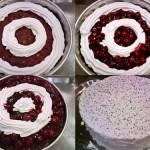 Feketeerdő torta II 3