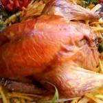 Gombás töltött csirke 2