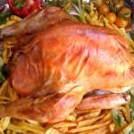 Gombás töltött csirke 3