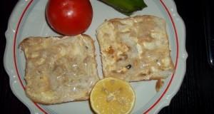 Heringikrás szendvics