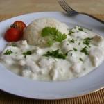 Joghurtos csirke