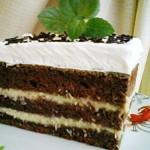 Kókuszos tejszínhabos süti 2