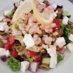 Koktélrákos saláta 1