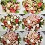 Koktélrákos saláta 3