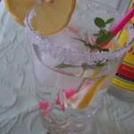 Lemon Gin Fizz strong 1