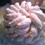Mákos diós hókifli kelt tésztából 1