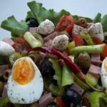 Mediterranien salad 1