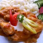 Paprikás csirkeszárny 2