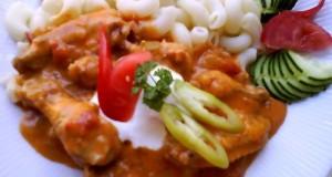 Paprikás csirkeszárny