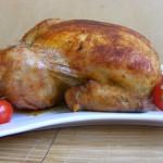 Töltött csirke 2