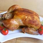 Töltött csirke 4