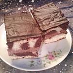 Triplán csokis süti 1