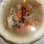 Zöldséges húsleves pulykanyakból 1