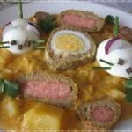 deskáposzta főzelék krumplival tojásegerekkel 2