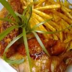 Chilis rozmaringos csirke 3