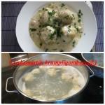 Citromos csirkemártás krumpligombóccal
