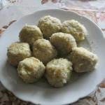 Citromos csirkemártás krumpligombóccal 2