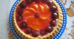 Gyümölcstorta II