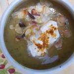 Hideg currys cukkini krémleves 1