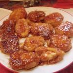 Kínai szezám magos csirke 2