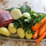 Marhahúsleves 1