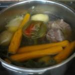 Marhahúsleves 2