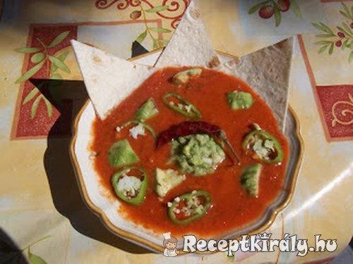 Mexicói paradicsomleves 2