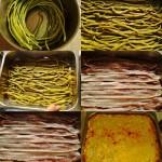Rakott méteres zöldbab pulykahússal