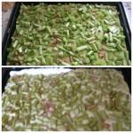 Rebarbarás süti 2