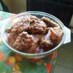 Sörös csirke
