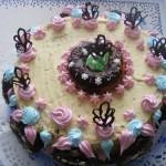Amerikaifánk torta 1