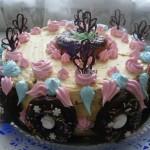 Amerikaifánk torta 2