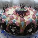 Amerikaifánk torta 3