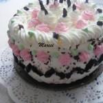 Aszalt szilvás habos torta 2