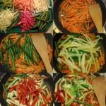 Csípős sült zöldségek 3