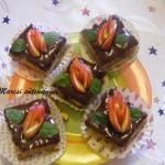Csokis almás kocka 1