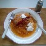 Fehérboros káposzta húsos gombóccal 2