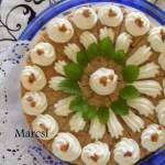 Grillázskrém torta 1