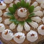 Grillázskrém torta 3