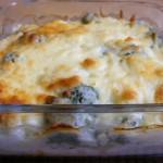Karfiolos brokkolis csirke csőben sütve 2