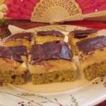 Mákos birsalma krémes sütemény 2