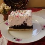 Mákos habos sütemény