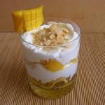 Mangós pohárkrém 3