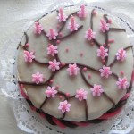 Marcipános puncs torta 1