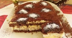 Panda maci sütemény