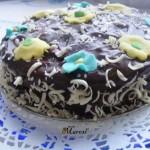 Régimódi csokitorta 1