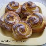 Rózsa briós 2