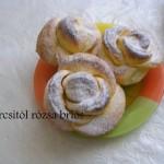 Rózsa briós 3