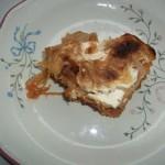 Rakott káposzta darált hússal tejföllel sajttal 2